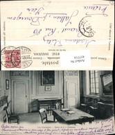 457719,Rhone-Alpes Savoie Les Charmettes Salon J.J. Rousseau Innenansicht - Frankreich