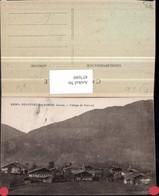 457680,Rhone-Alpes Savoie Beaufort-sur-Doron Village De Bersend Teilansicht - Frankreich