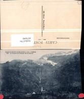 457690,Rhone-Alpes Savoie Route De Bourg-St-Maurice A Val D'Isere Bergkulisse - Frankreich
