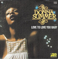 """Donna Summer  """"  Love To Love You Baby  """" - Vinyl Records"""