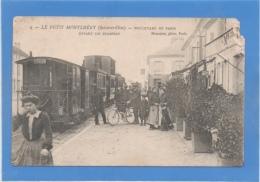 91 ESSONNE - MONTHLERY Boulevard De Paris (voir Descriptif) - Montlhery