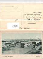 481639,Senegal Port De Dakar Hafen Dampfer - Ansichtskarten