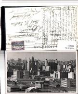 481633,South Africa Johannesburg Skyline Teilansicht - Südafrika