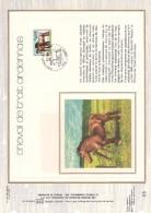 Carte Max CEF 1810 Cheval De Trait Ardennais - 1971-1980