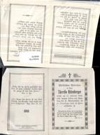 484870,Andachtsbild Sterbebild Klappbar Theresia Ettenberger Traun Linz - Images Religieuses