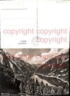 460251,Blick Von D. Schwammhöhe Auf Klöntalersee Bergkulisse Kt Glarus - GL Glarus