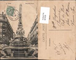 487028,Statue Lyon Monument Carnot - Monuments