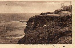 CPA 64 ST JEAN DE LUZ Pointe De Ste Barbe - Saint Jean De Luz