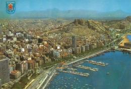 PP1103 - POSTAL - ALICANTE - VISTA PARCIAL - Alicante