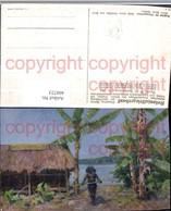 460723,Künstler AK Peter Paul Müller Papua In Neuguinea Volkstyp - Océanie