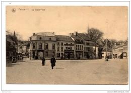 Péruwelz  Grand Place - Péruwelz
