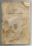 Narbonne - Bulletin De La Commission Archéologique 1907 - Livres, BD, Revues