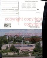 461393,Tajikistan Tadschikistan Duschanbe Wasserbecken - Ansichtskarten