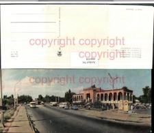 461438,Lange AK Kyrgyzstan Kirgisistan Bischkek Bishkek Frunse Frunze Busbahnhof - Ansichtskarten