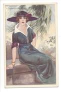 15060 - Corbella Femme Chapeau 282-3 - Corbella, T.