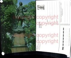 461407,Kyrgyzstan Kirgisistan Bischkek Bishkek Frunse Frunze Denkmal Monument Statue - Ansichtskarten