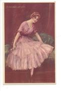 15065 - Corbella  Femme Assise  160-2 - Corbella, T.