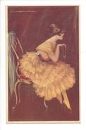 15068 - Corbella  Femme Assise   Collier 160-5 - Corbella, T.