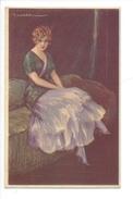 15069 - Corbella  Femme Assise Sofa 160-6 - Corbella, T.