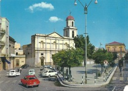 CANOSA-- MACCHINE D'EPOCA --FIAT 500 ANIMATA  1960-65 - Altre Città