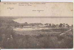 D33 - LE MOUTCHIC - ETANG DE LACANAU - PANORAMA SUR L'ETANG - Andere Gemeenten