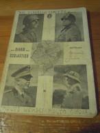 DIARIO SCOLASTICO FASCISTA - BENITO MUSSOLINI - VITTORIO EMANUELE III - ISOLERI - ALBENGA - Militaria