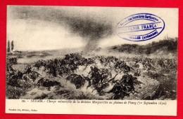 08. Sedan. 1er Septembre 1870. Charge De La Division Margueritte Au Plateau De Floing. 1910 - Sedan