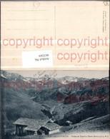 463269,Rhone-Alpes Savoie Beaufortin Vallon Trecol Et Pierre Menta Bergkulisse - Frankreich