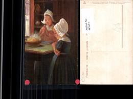 487637,E. Louyot Tischgebet Mädchen Gebet Schüssel M. Essen Pub F. A. Ackermann 114/1 - Küchenrezepte