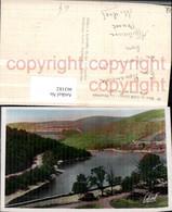 463182,Rhone-Alpes Loire Rive De Gier Reservoir Et Route Ste-Croix See - France