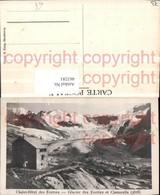 463281,Rhone-Alpes Savoie Chalet-Hotel Des Evettes Glacier Gletscher Bergkulisse - Frankreich
