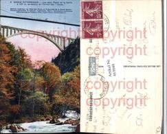 463048,Rhone-Alpes Savoie Ponts De La Caille Brücken - Frankreich