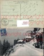 463289,Rhone-Alpes Savoie Modane Refuge Du Charmaix Berghütte Winterbild - Frankreich