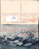 463261,Rhone-Alpes Savoie Col Du Mont Pourri Frontiere Alpes Pennines Bergkulisse - Frankreich