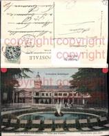 463295,Rhone-Alpes Savoie Aix-les-Bains Villa Des Fleurs Brunnen - Frankreich
