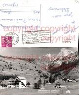 463257,Rhone-Alpes Savoie Peisey-Nancroix Pracompuet Et Chenarie Bergkulisse - Frankreich