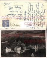 463256,Rhone-Alpes Savoie Vallee Bauges Pont De Abime Et Hotel Brücke - Frankreich