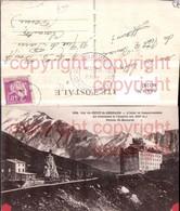463282,Rhone-Alpes Savoie Col Petit-St-Bernard Hotel Lancebranlette Bergkulisse - Frankreich