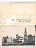 489505,Exposition De 1900 Autriche Bosnie Hongrie Ausstellung - Ausstellungen