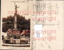 464833,Perigueux Les 4 Lions Statue Monument - Monuments