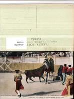 489388,Corrida De Toros Picador Picando El Toro Stierkampf Stier - Stierkampf