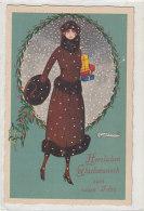 Buon Natale - Firmata Nanni    (160731) - Nanni