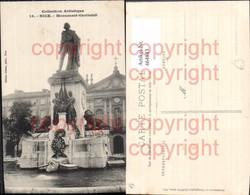 464843,Nice Nizza Statue Monument Garibaldi - Monuments