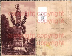 464852,Lourdes La Vierge Couronnee Statue Monument - Monuments