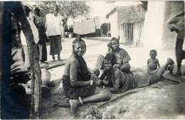 Afrique - Carte-photo M. Lauroy – Femmes Africaines - Cartes Postales