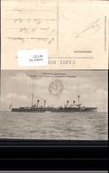 487727,Hochseeschiff Schiff Le Kleber Croiseur-cuirasse Dampfer - Handel