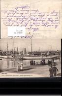 487733,Hochseeschiff Schiff Cannes Le Port Jetee Edourard VII Dampfer Segelboot Hafen - Handel