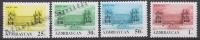 Azerbaidjan - Azerbaijan - Azerbaycan 1993 Yvert 94-97, Definitive Set - MNH - Azerbaiján