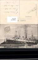 487729,Hochseeschiff Schiff Pothuau Croiseur Cuirasse De 1re Classe Dampfer - Handel
