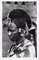 Niger – Coiffure De Femme Peule - Niger
